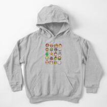 Sudadera con capucha para niños Amigos