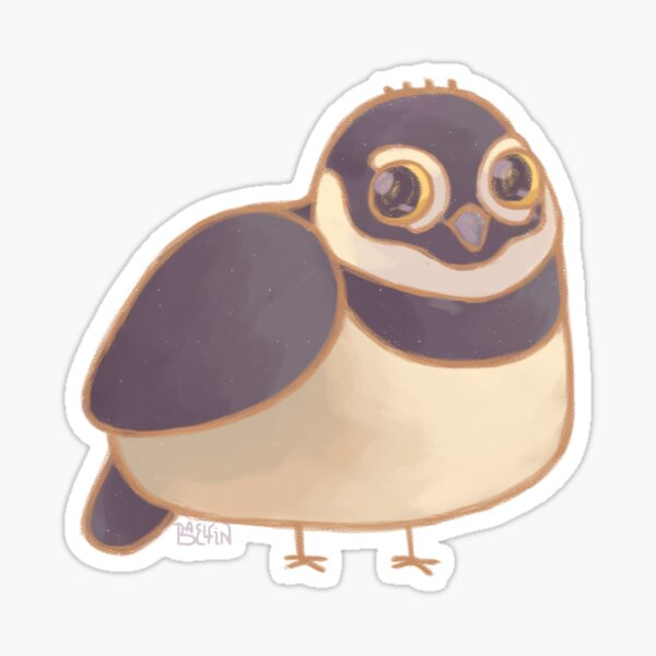Borb Sticker