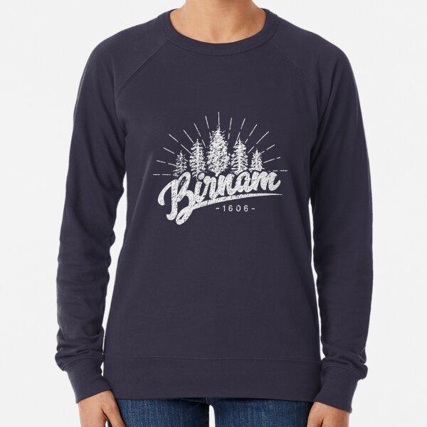 Birnam 1606 - White Lightweight Sweatshirt