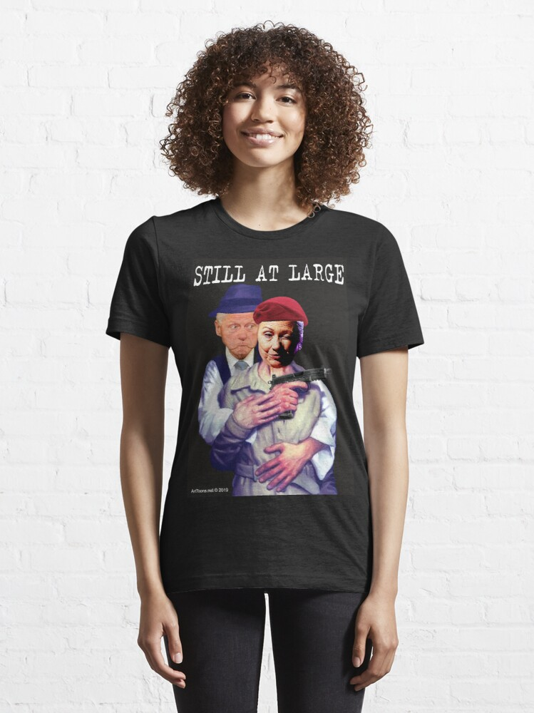 Alternate view of Still At Large Essential T-Shirt