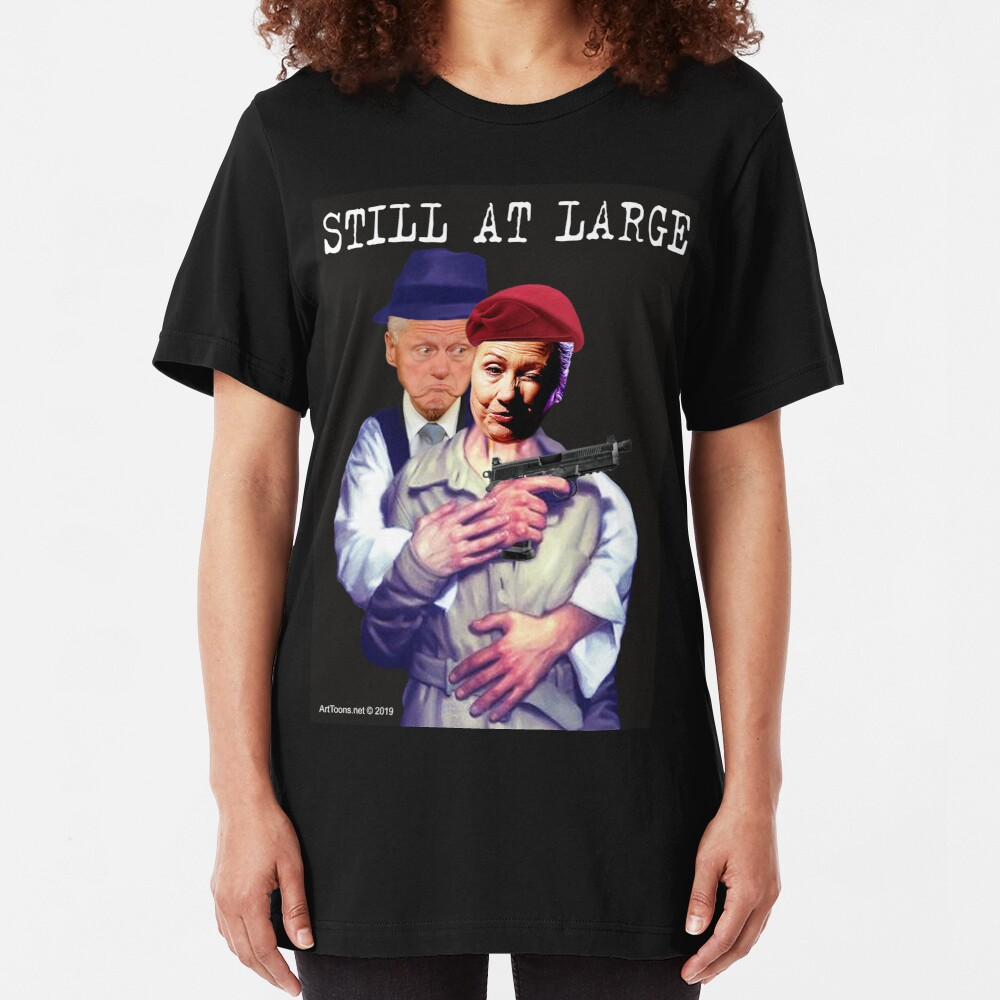 Still At Large Slim Fit T-Shirt