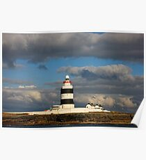 Hook Head Lighthouse, County Wexford, Ireland Poster
