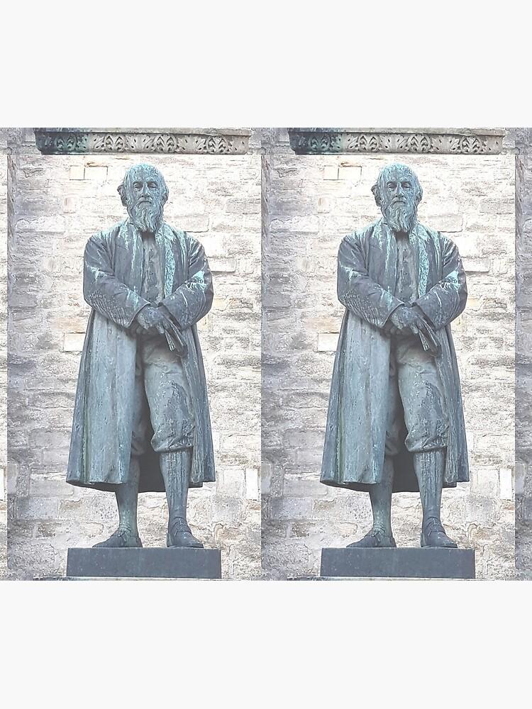 William Barnes - Poet - Statue in Dorchester by dplrjl