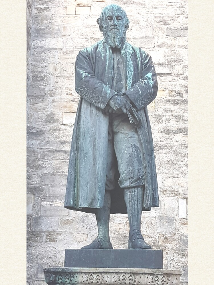 William Barnes - Poet - Statue in Dorchester by dplrjl