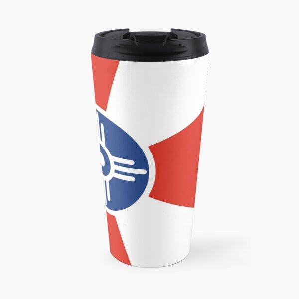 Wichita flag Travel Mug