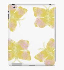 Golden Butterfly iPad Case/Skin