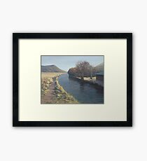 Tennant Canal Framed Print