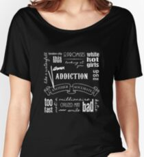 James Addiction Women's Relaxed Fit T-Shirt