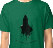 The Bravest \  Black-White concept Classic T-Shirt