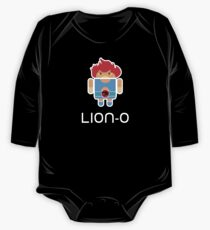 Droidarmy: Thunderdroid Lion-o One Piece - Long Sleeve