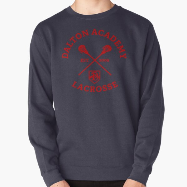 Dalton Academy Lacrosse Pullover Sweatshirt