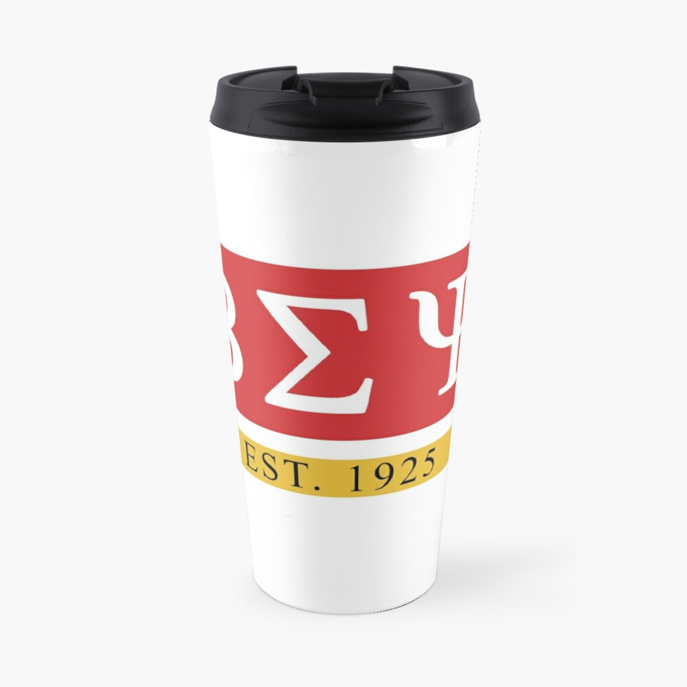 Beta Sigma Psi - Est. 1925 Travel Mug