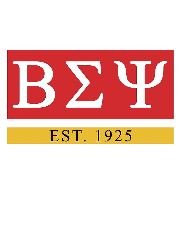 Beta Sigma Psi - Est. 1925 by betasigmapsi