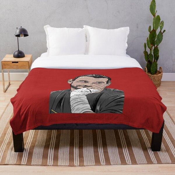 CM Punk Throw Blanket