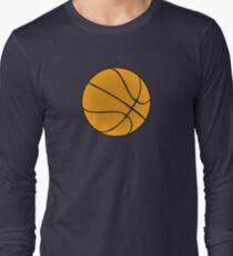 Basketball Vector Long Sleeve T-Shirt