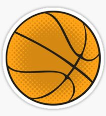 Basketball Vector Sticker
