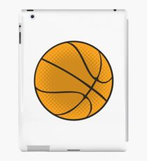 Basketball Vector iPad Case/Skin