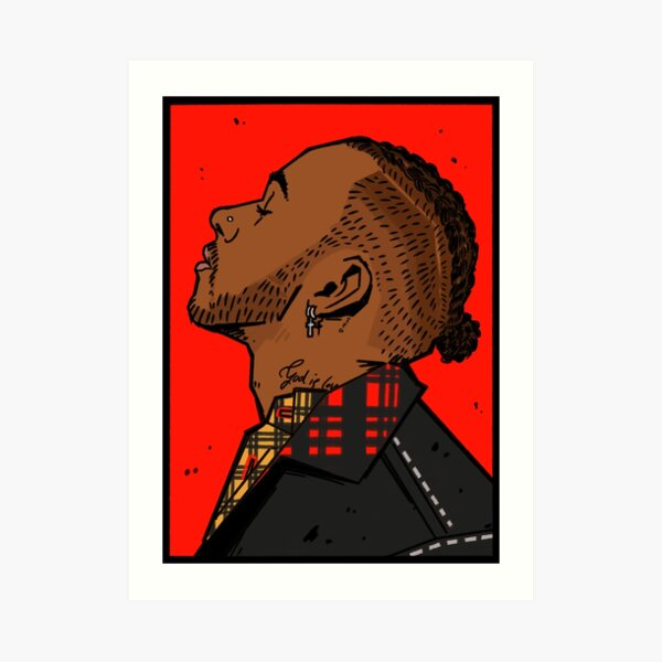 Lewis Hamilton - World Champion Art Print