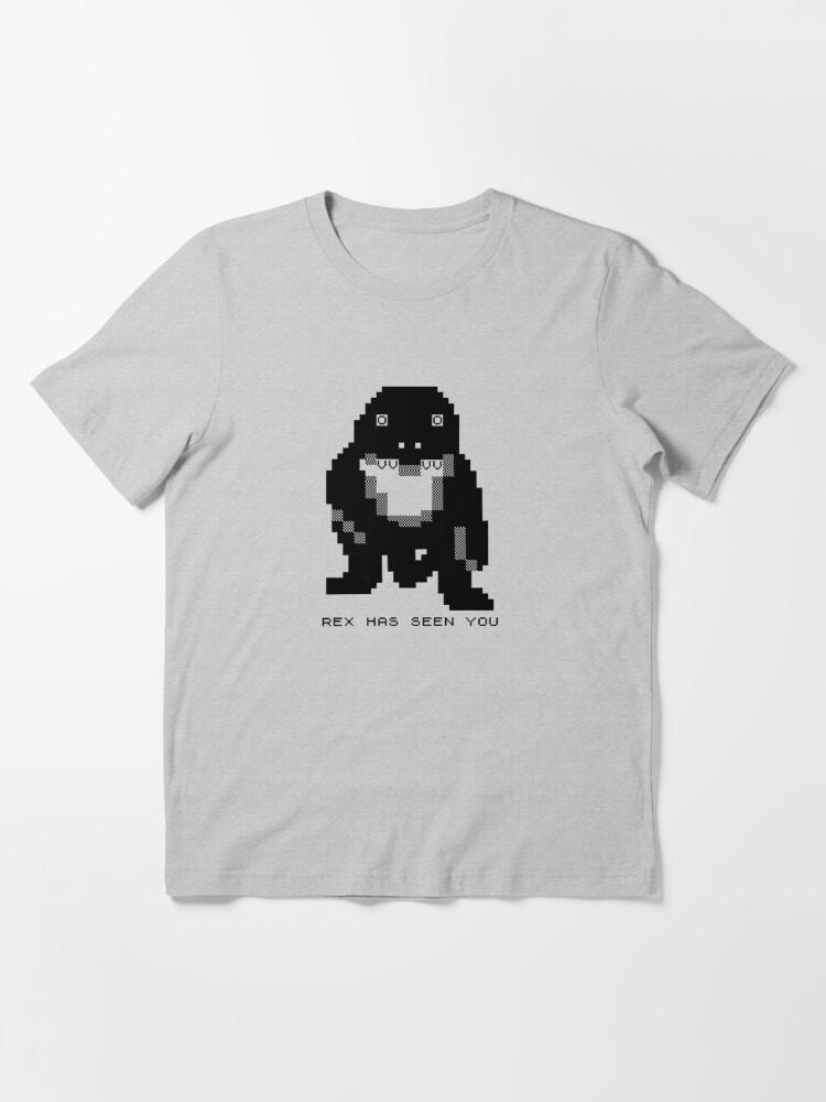 Alternate view of Rex has seen you Essential T-Shirt