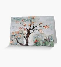Spring or Autumn?  Greeting Card
