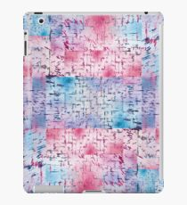 Vibrant Persian Elegant Pop Art iPad Case/Skin