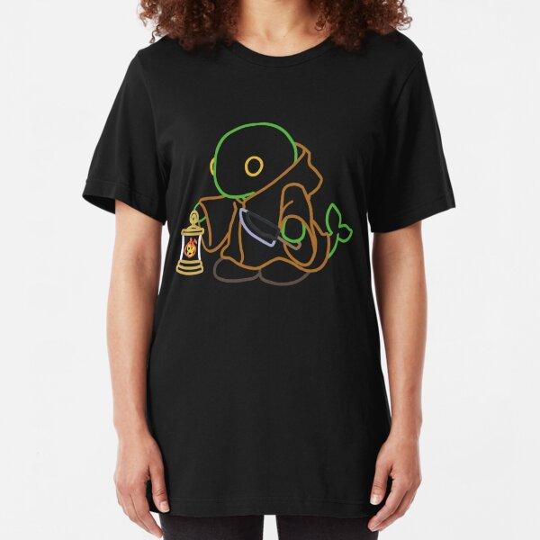 Minimalist Tonberry Slim Fit T-Shirt
