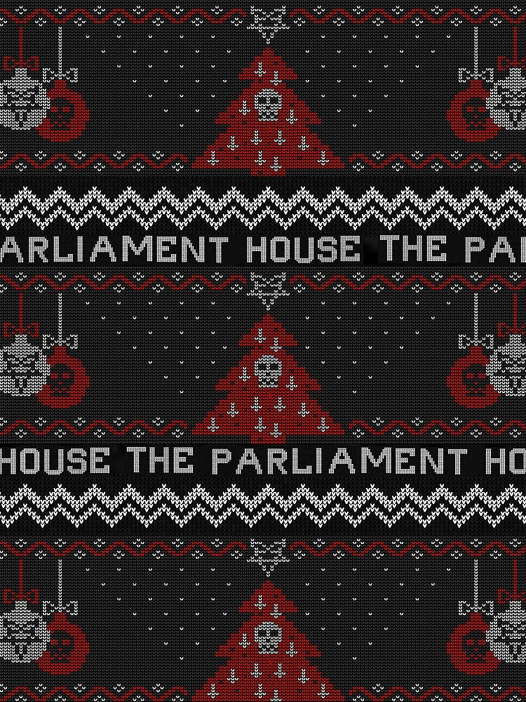 The Parliament House Ugly Sweater  by Frantisek0207