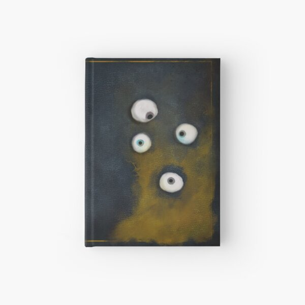 Notes from Eyeball Wizard Hardcover Journal