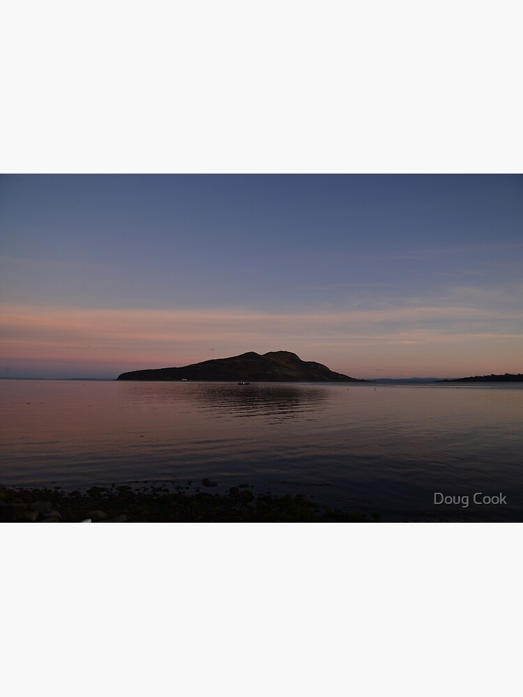 Holy Isle Arran by DougCook
