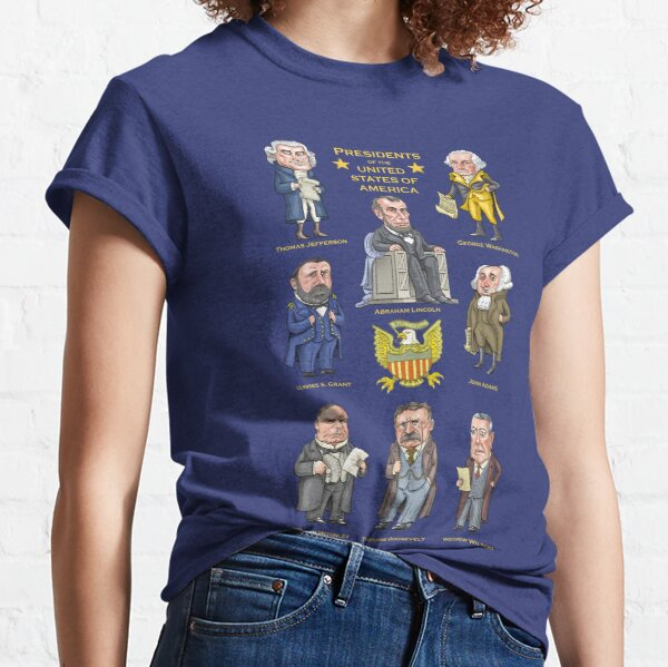 Presidents of the United States #1 Classic T-Shirt