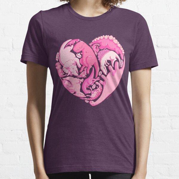 Loveasaurus Essential T-Shirt