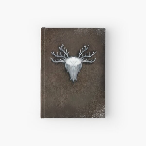 Frost Shaman's Journal Hardcover Journal
