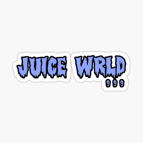 Juice Wrld Sticker
