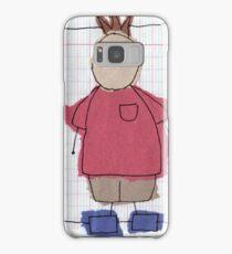 Graph boy Samsung Galaxy Case/Skin