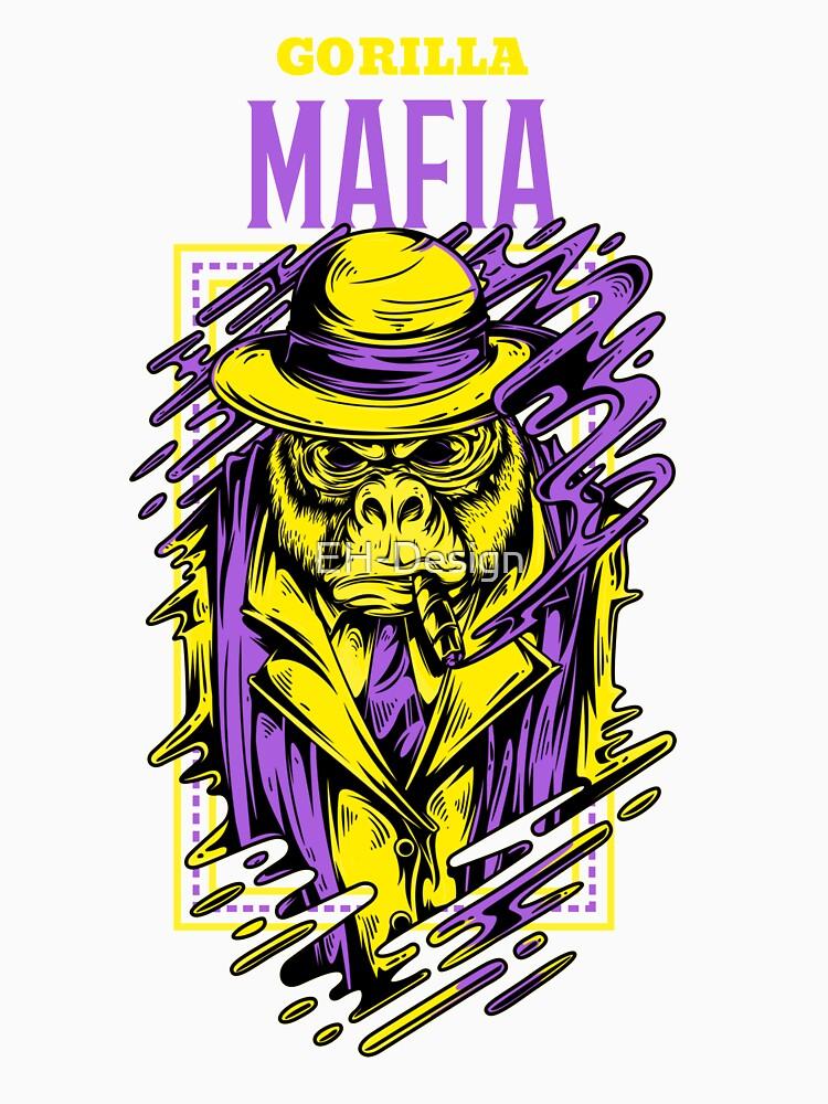Gorilla Mafia von EH-Design