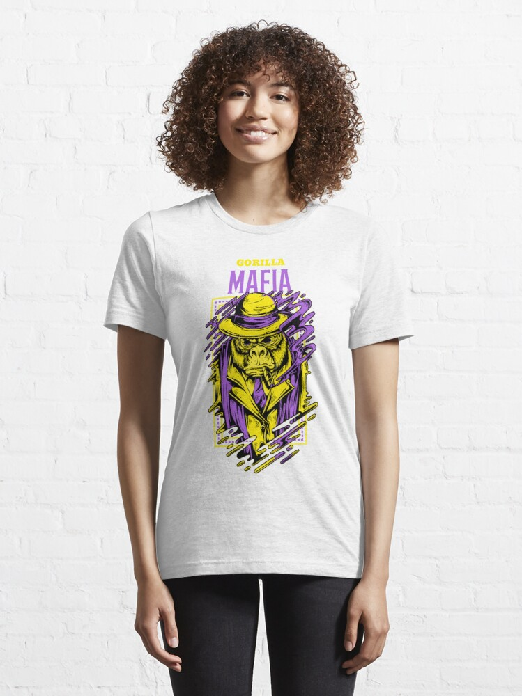 Alternative Ansicht von Gorilla Mafia Essential T-Shirt