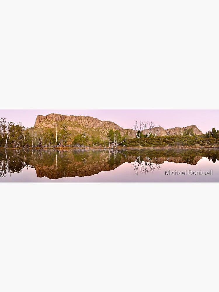 Pre-dawn Glow, Walls of Jerusalem, Tasmania, Australia by Chockstone