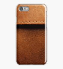 Leather Cowboy Chaps  iPhone Case/Skin