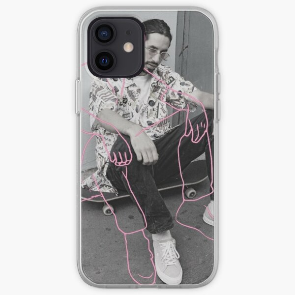 LOMEPAL MEME Coque souple iPhone