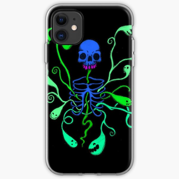 Skulls n Ghosts iPhone Soft Case
