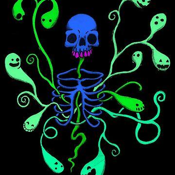 Skulls n Ghosts by Obzsidan