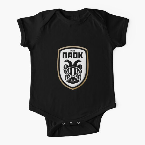 paok Short Sleeve Baby One-Piece