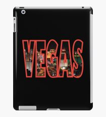 Las Vegas - Red iPad Case/Skin