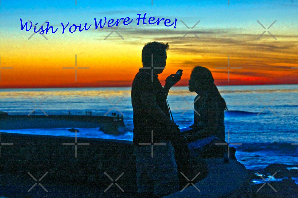 Wish You Were Here by Heather Friedman
