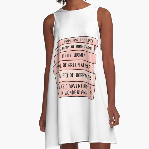 Best books ever  A-Line Dress