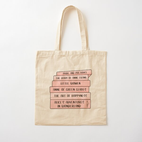 Best books ever  Cotton Tote Bag
