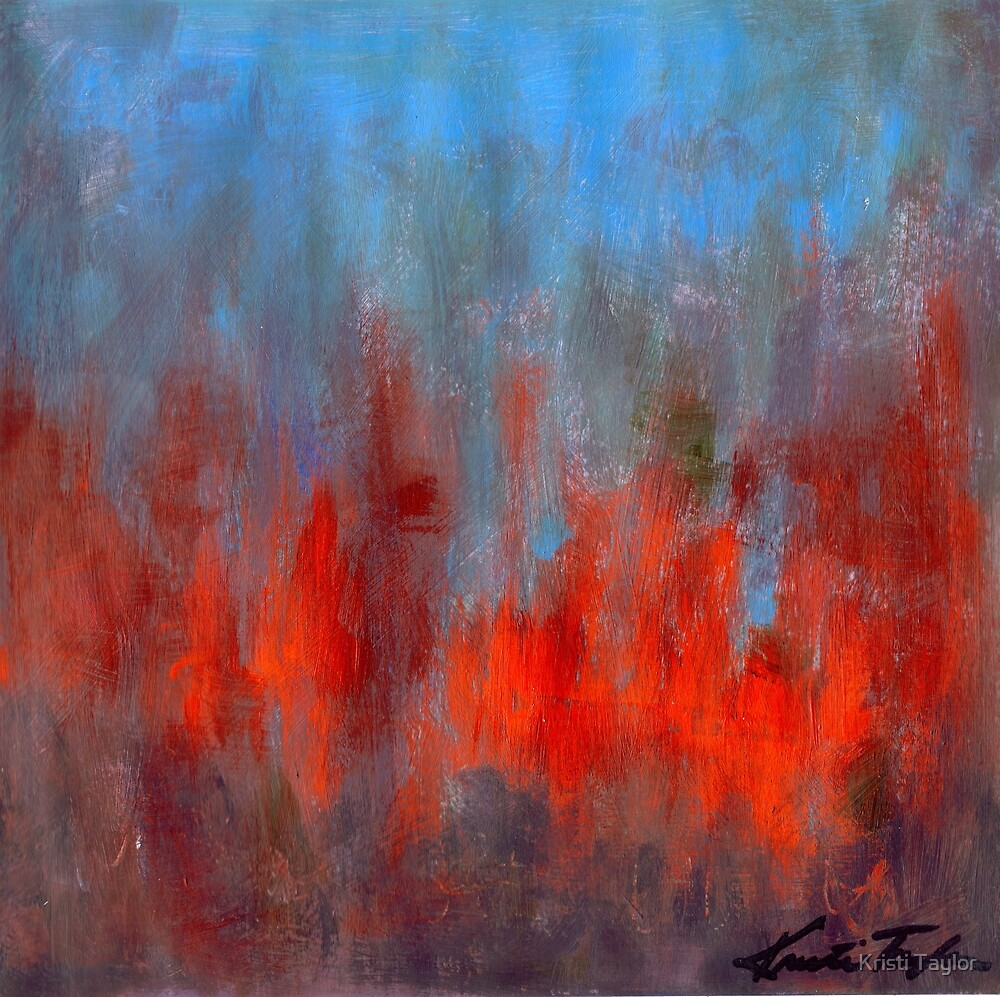 Abstract Note no. 11 by Kristi Taylor