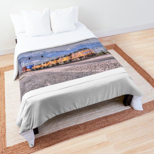 Union Pacific # 5466 Comforter