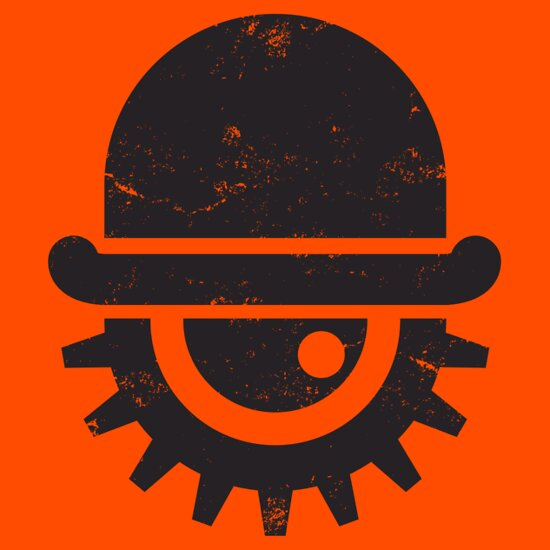TShirtGifter presents: Clockwork Orange Eye