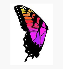 Butterfly wing pmore brand new eyes inspired  Photographic Print
